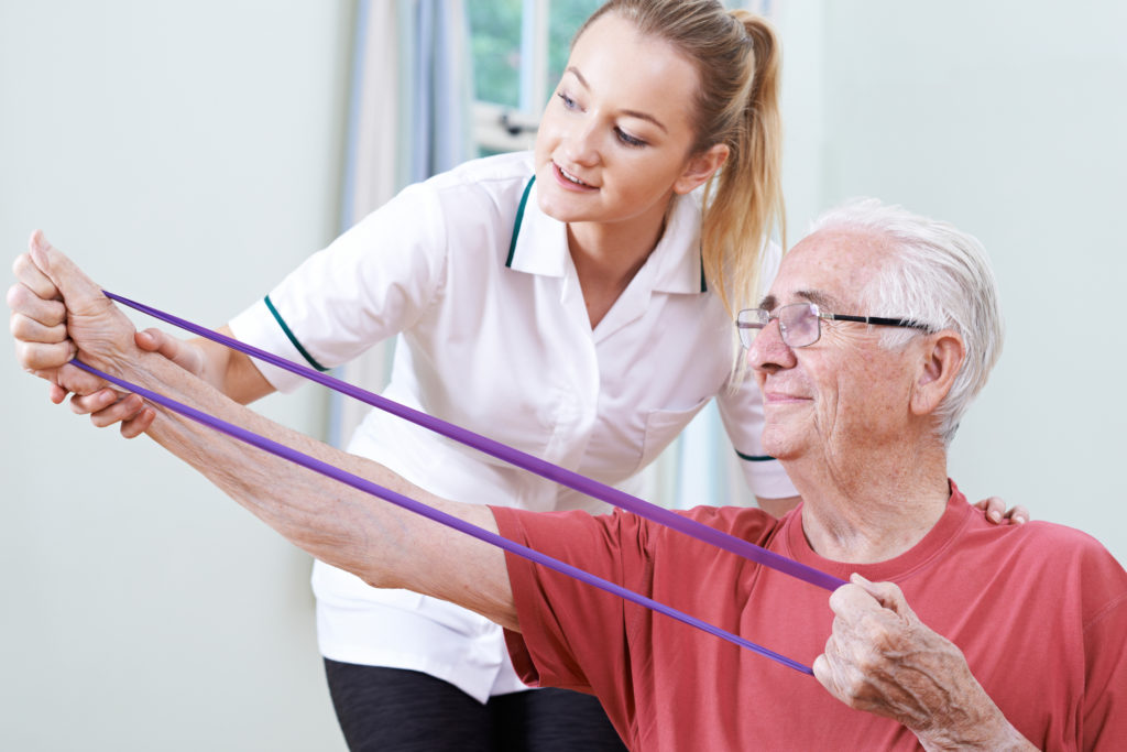Mobile Physical Therapy Assistance Care