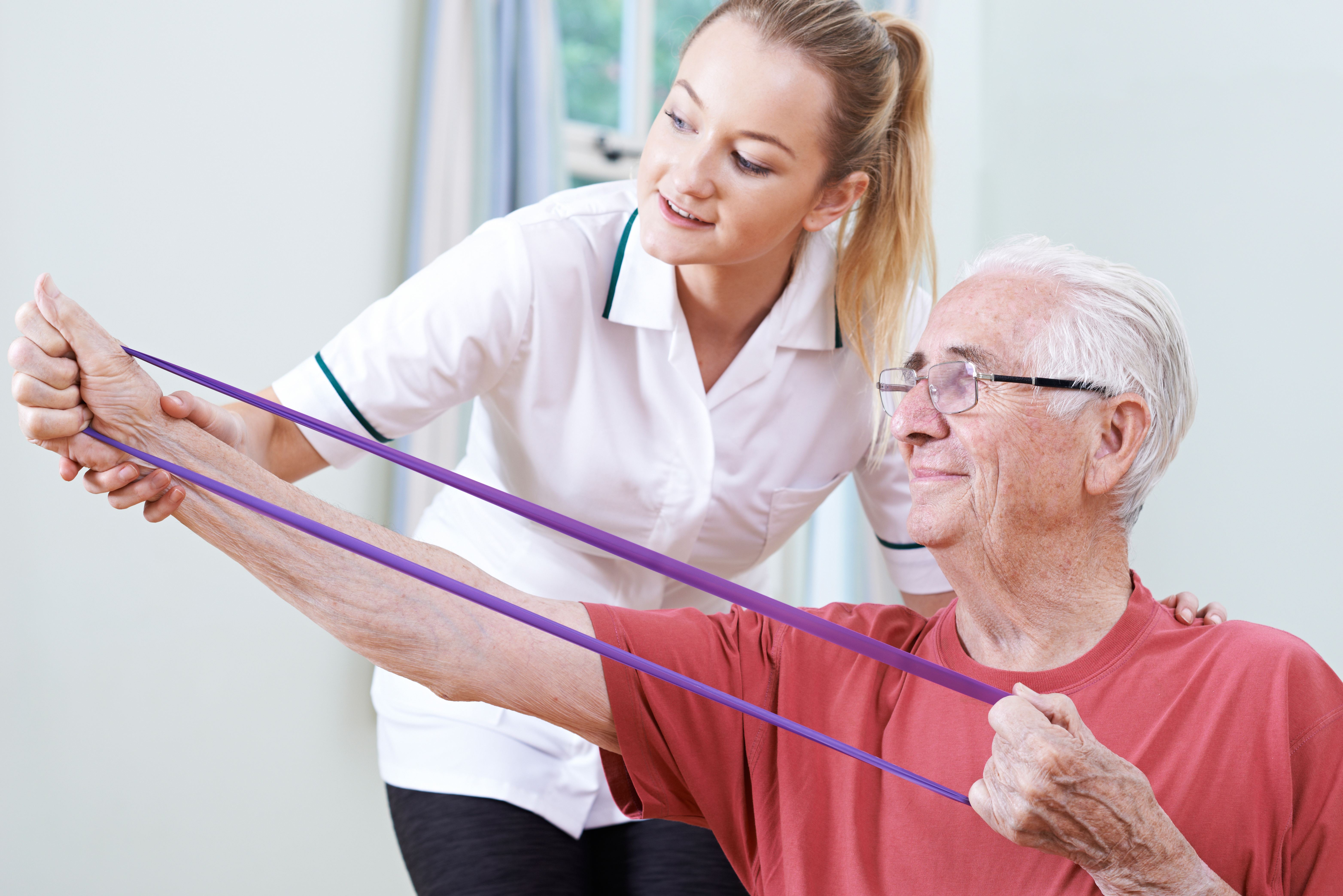 Article on physical therapy - Mobile Physical Therapy Assistance Care