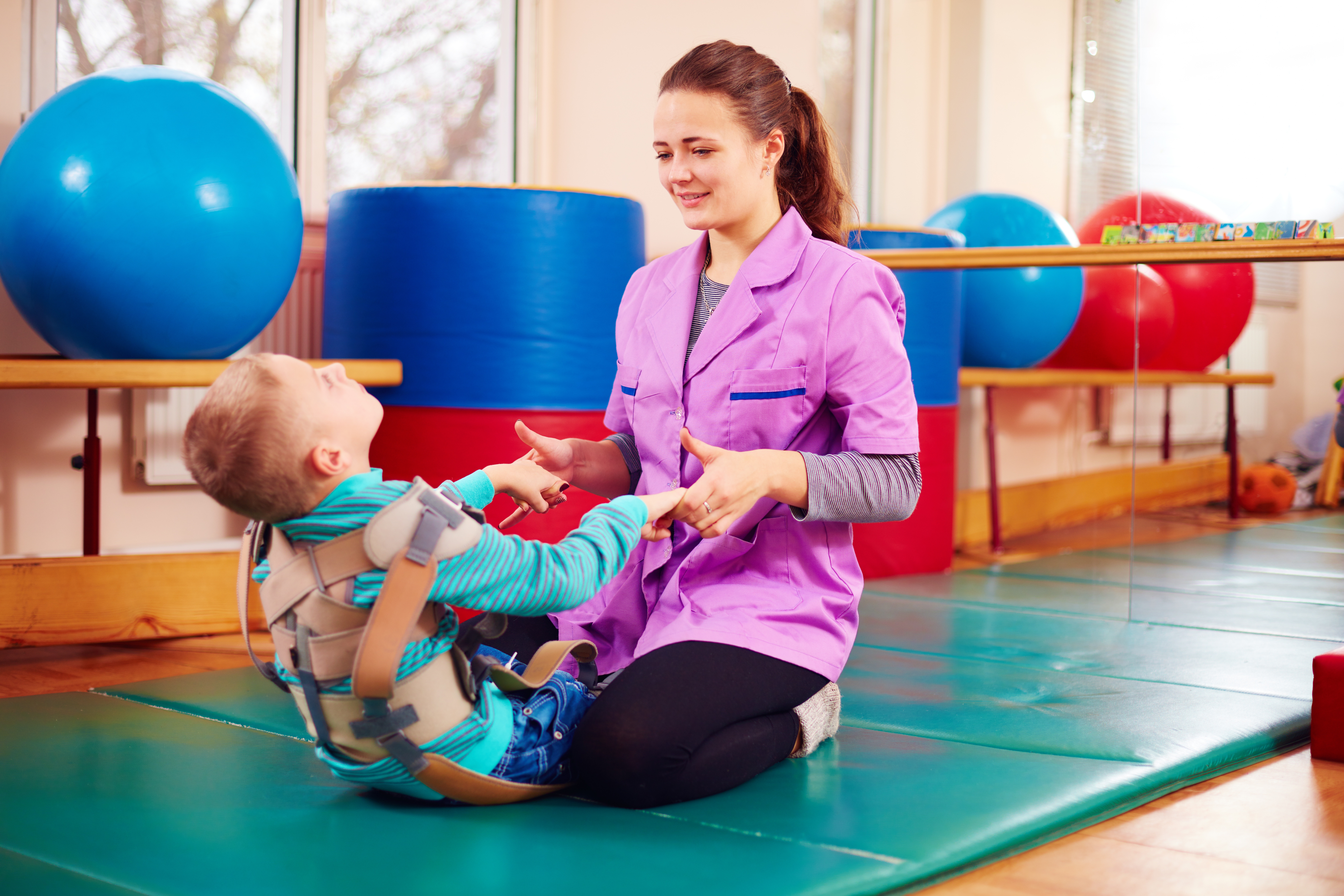 Importance Of Mobile Physical Therapy For Children Team Select Home Care