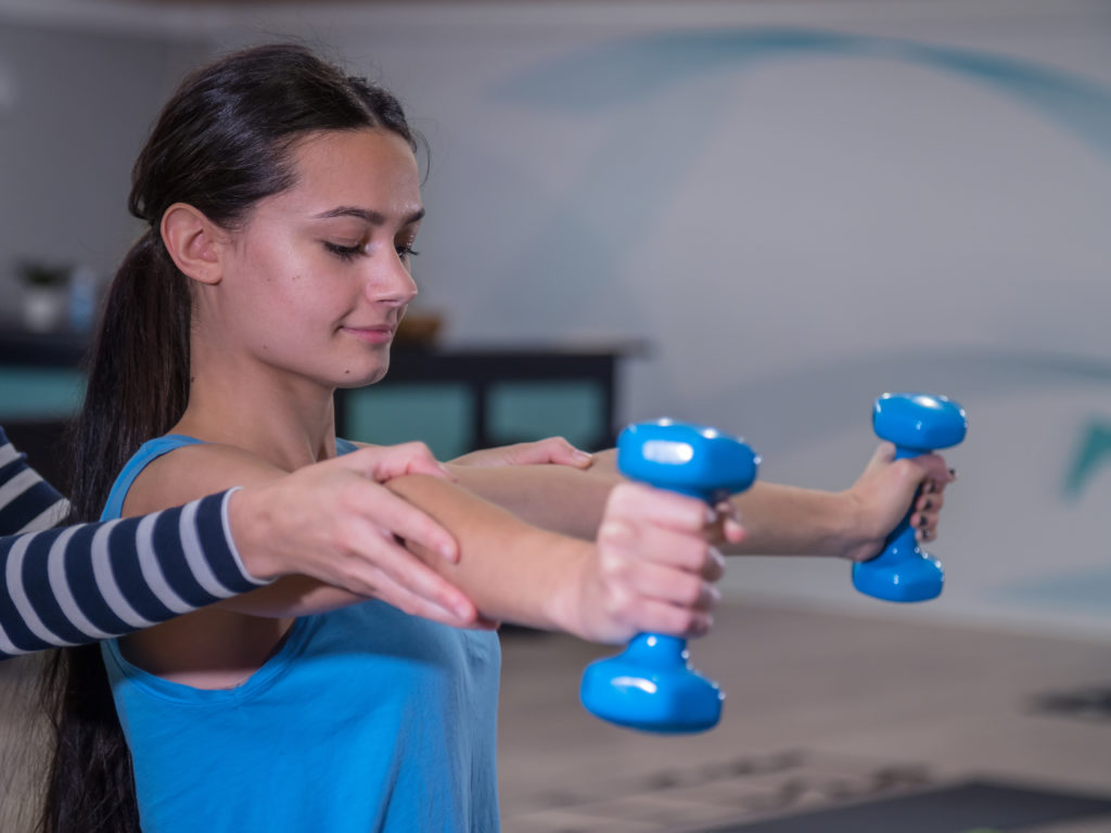 Mobile Physical Therapy Strength Care