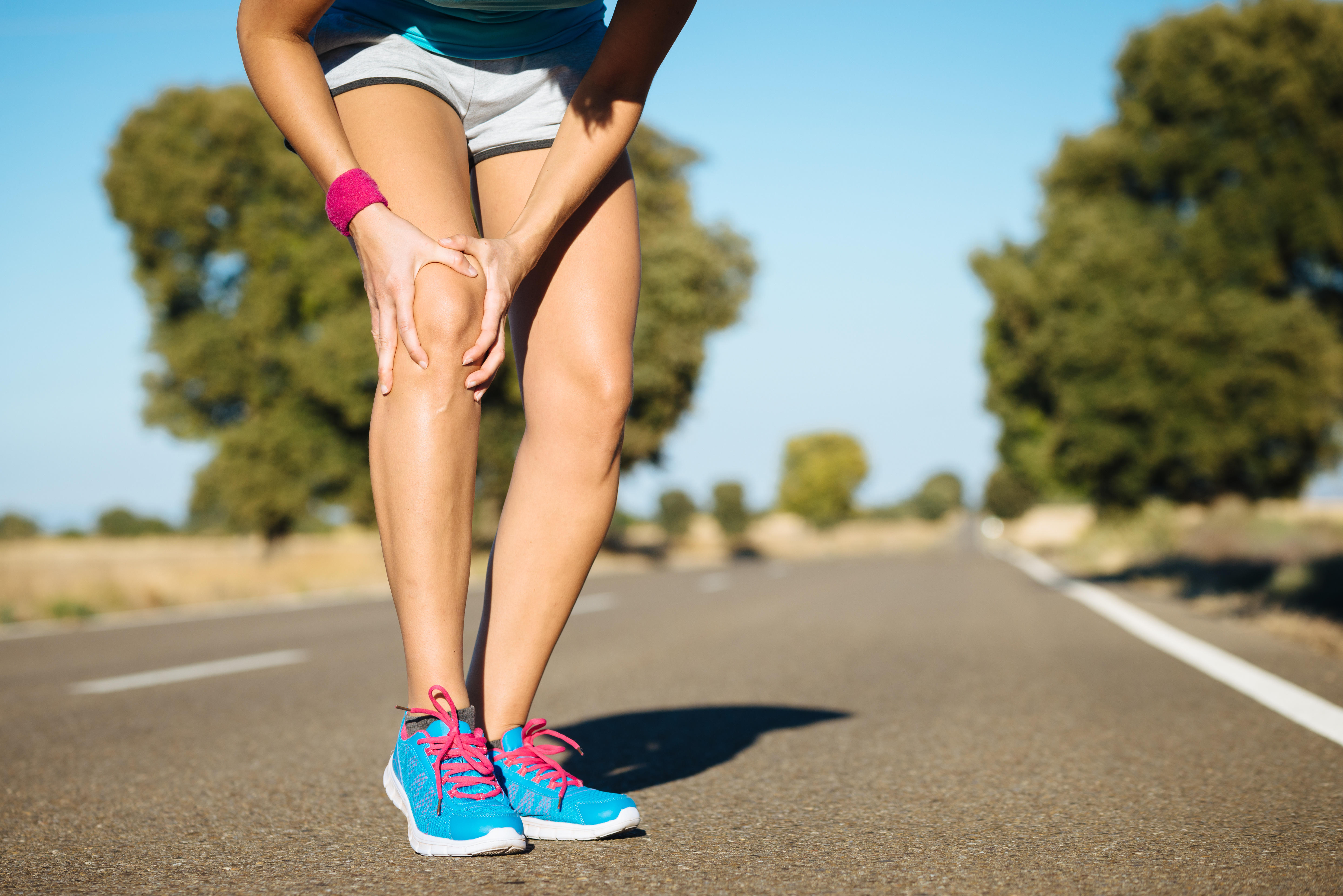 Mobile Physical Therapy for Running Injury