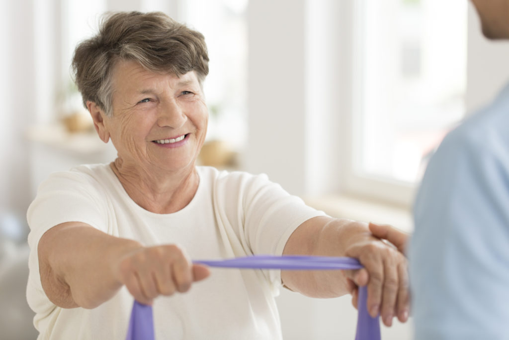 Mobile Physical Therapy for Weight Loss